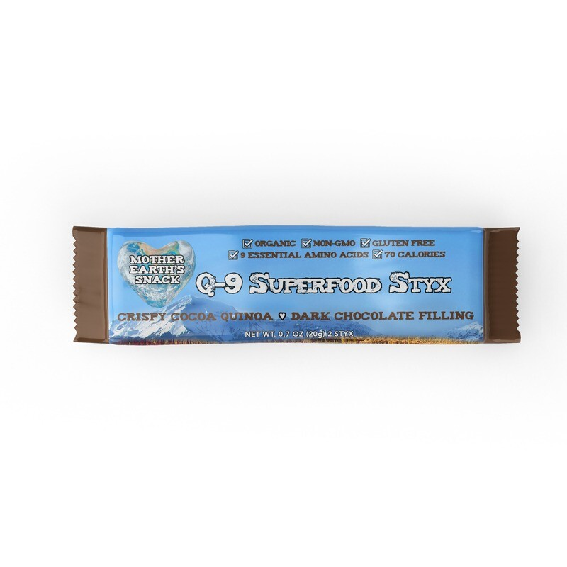 Q-9 SuperFood Cocoa Styx / Qty 6