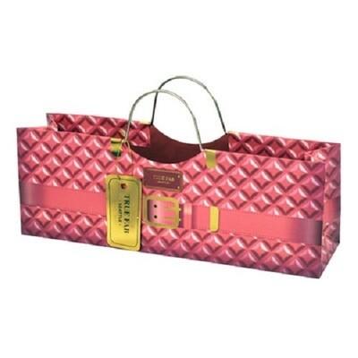 Wine/Gift Bag Pink