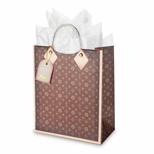 Gift Bag Brown