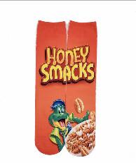 Honey Smacks Socks