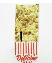 Popcorn & Burger Sock Set