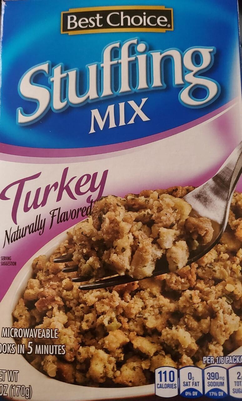 Stuffing Mix