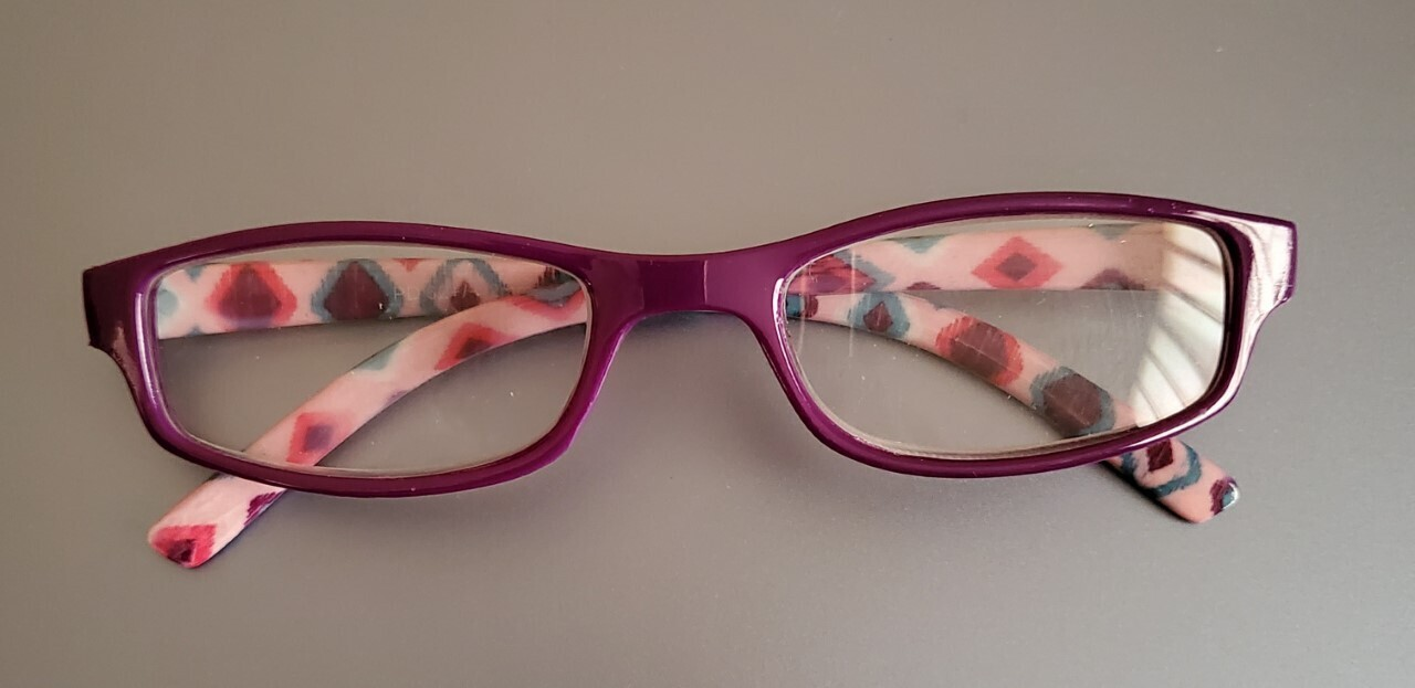 Reading Glasses | Color/Style May Vary