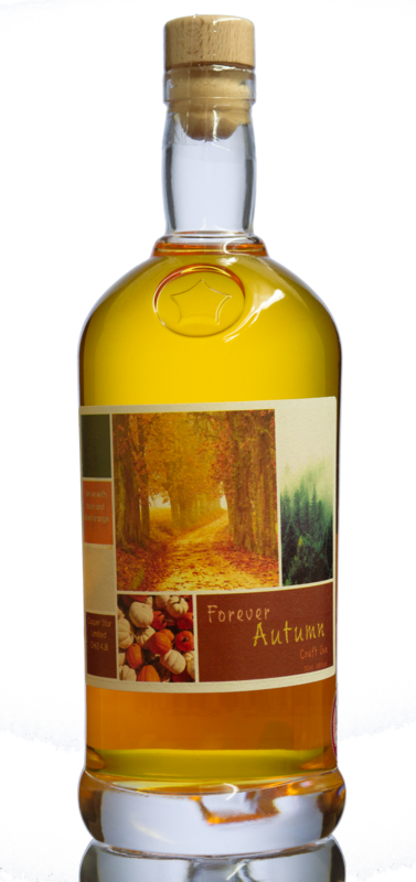 Forever Autumn Gin - 70cl