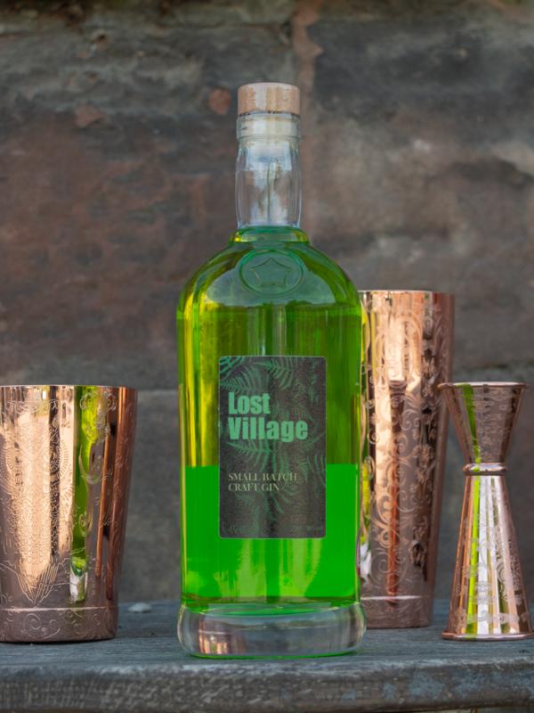 Lost Village Watermelon Gin - 70cl