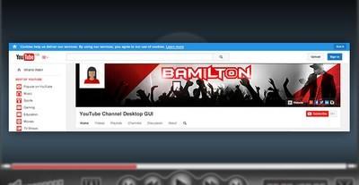 Youtube Cover Design