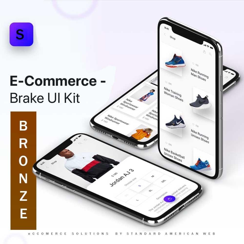 eCcomerce Solution 3 - BRONZE