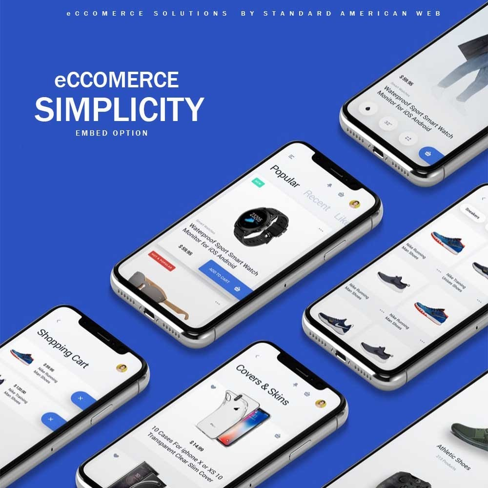 eCcomerce Solution 0 - SIMPLICITY