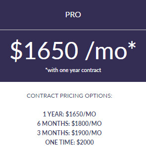 Search Engine Optimization 6 Months Contract - LOCAL