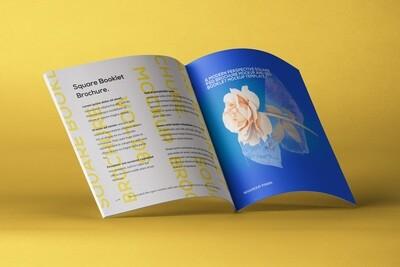 45 Page Catalog & Online Flip Booklet