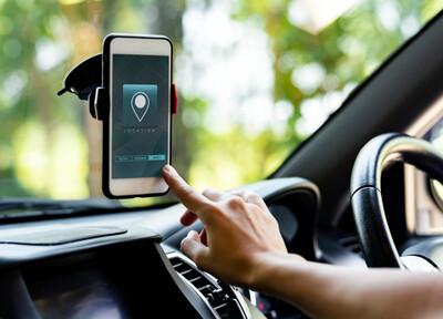 Driving Direction App Development