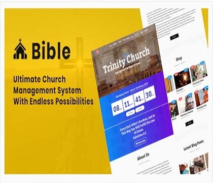CHURCH MANAGEMENT SYSTEM