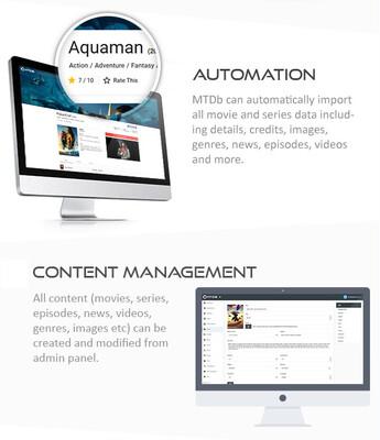 Movie & Video Database