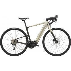 CANNONDALE TOPSTONE NEO 3 LEFTY CARBON ELECTRIC GRAVEL BIKE