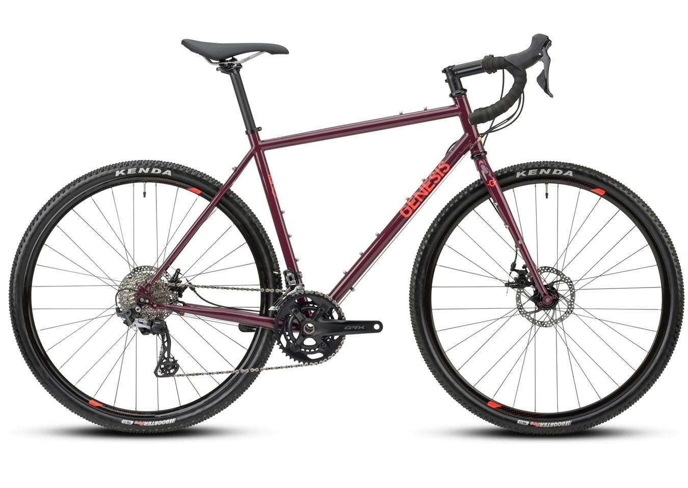 Genesis Croi De Fer 30 Gravel Bike
