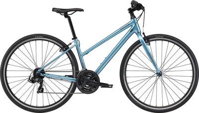Cannondale Quick 6 Remixte Womens Bike