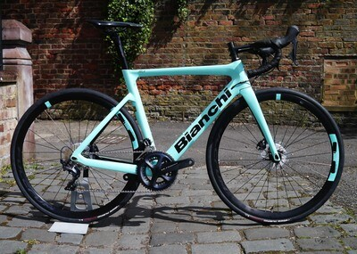 Bianchi Aria Ultegra Disc Road Bike