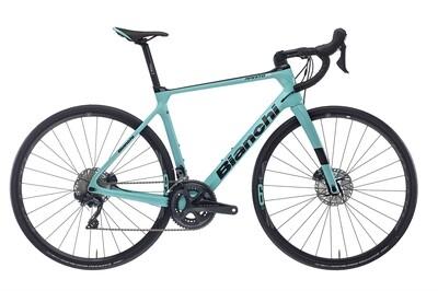 Bianchi Infinito XE Ultegra Road Bike