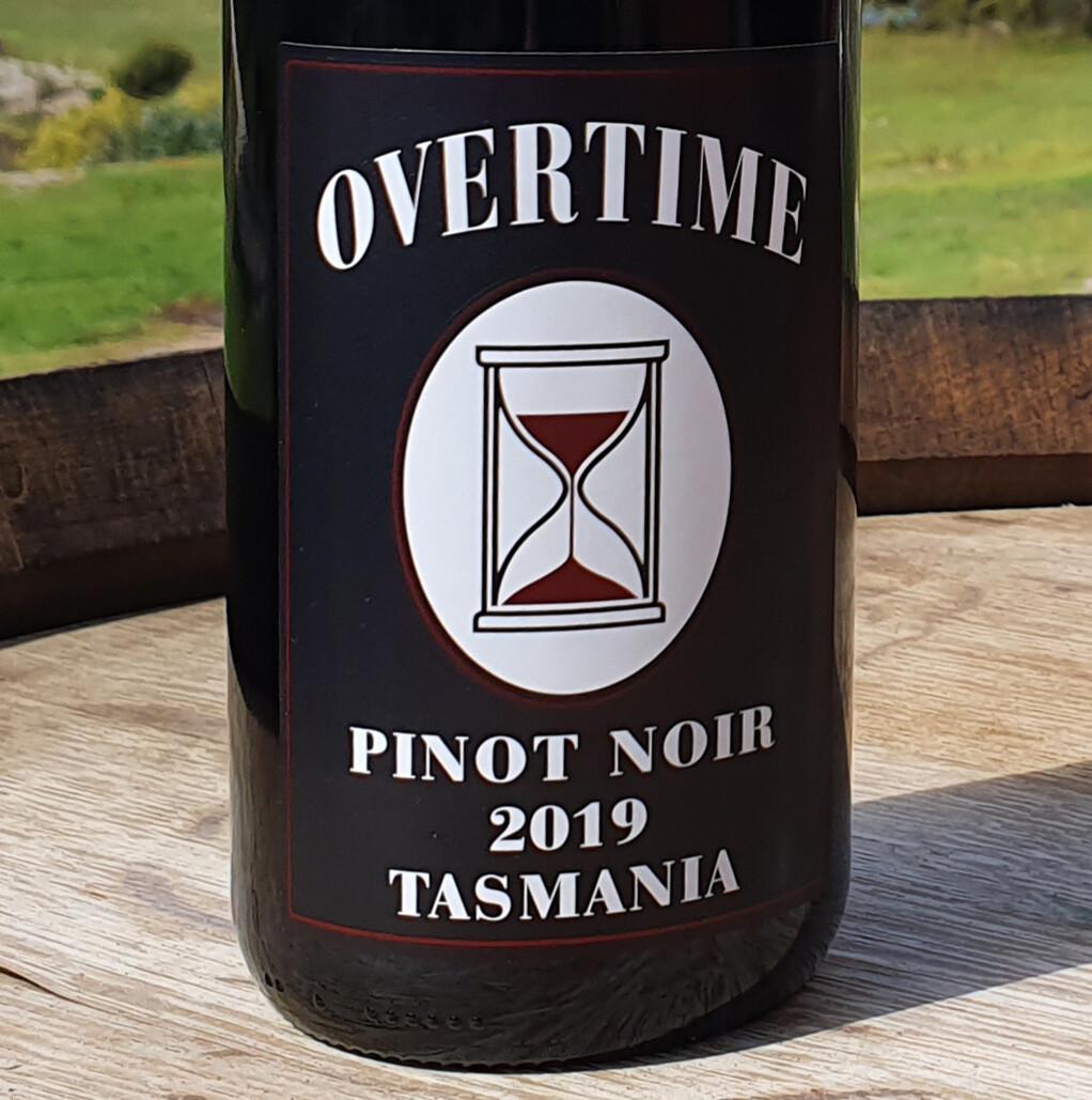 Overtime Pinot Noir 2019
