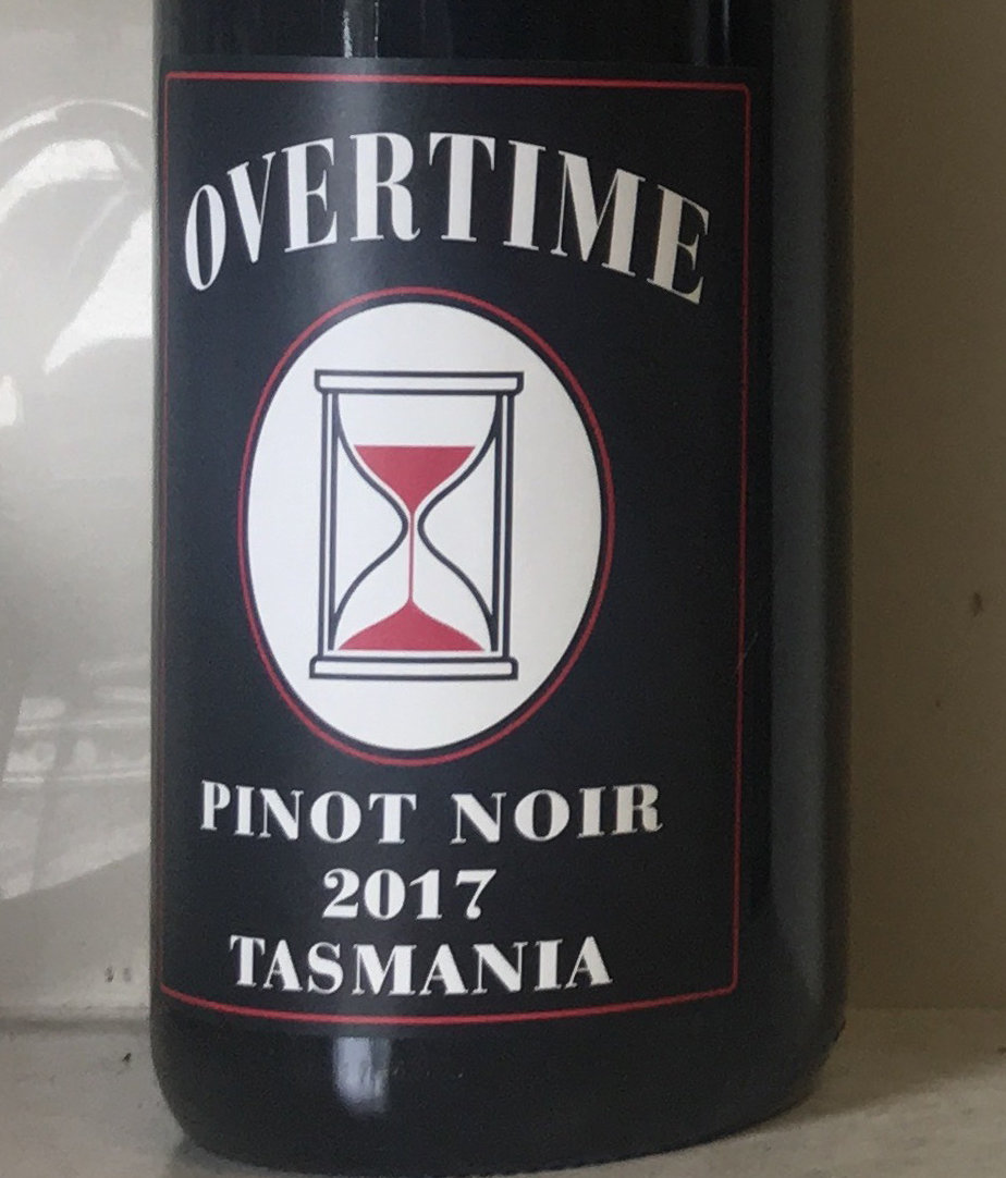 Overtime Pinot Noir 2017