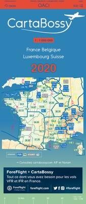CartaBossy France 2020