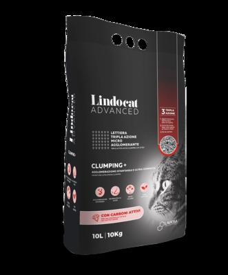 Lindocat Clumping + con Carboni Attivi   10 L