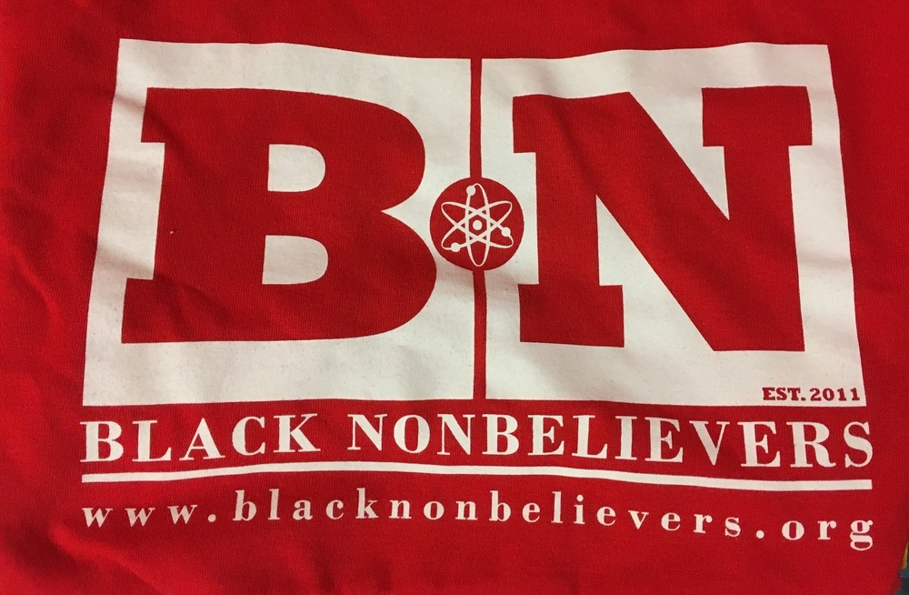 BN Logo T-shirt - Red (with White Ink)
