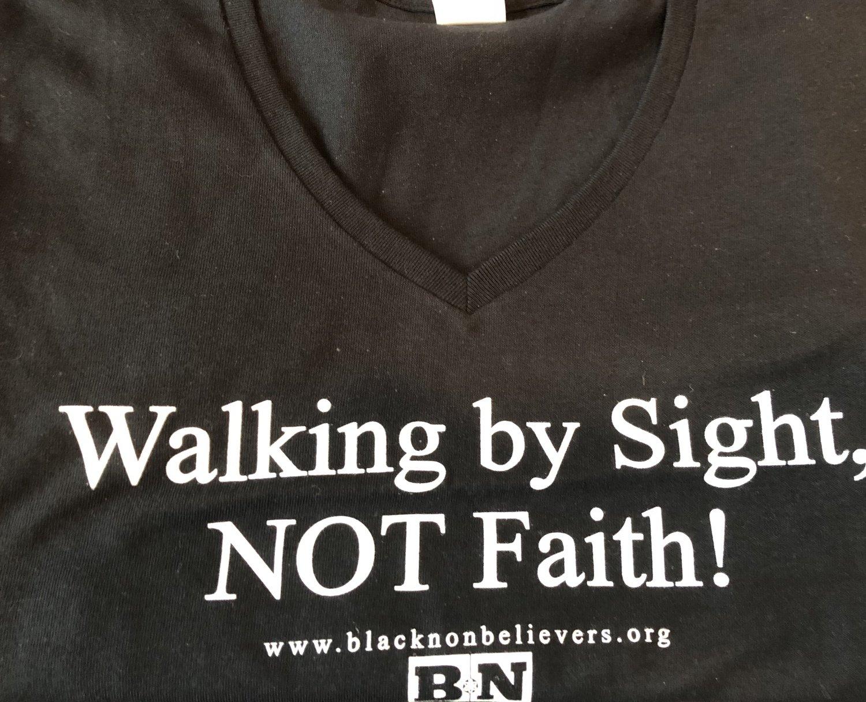 BN Slogan T-shirt - Black (Women's Cut)