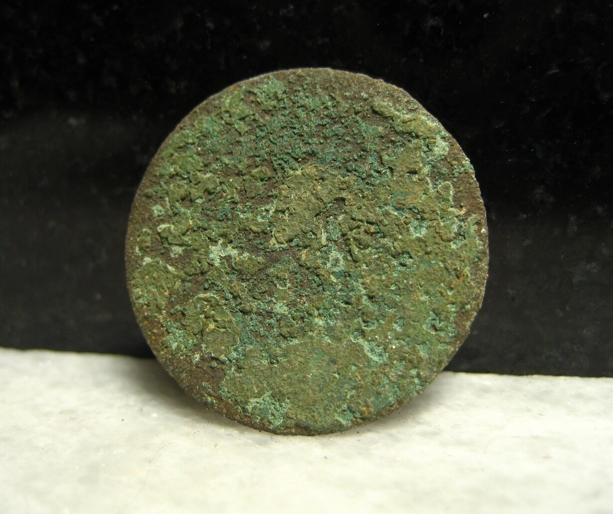 JUST ADDED ON 8/22 - DUNKER CHURCH / THE BATTLE OF ANTIETAM - Flat or Coin Coat Button
