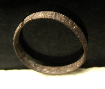 JUST ADDED ON 12/4 - THE BATTLE OF TREVILIAN STATION - Soldier's Ring - Possible Design