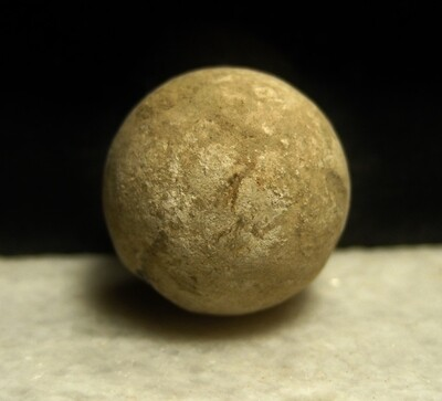 JUST ADDED ON 2/12 - THE BATTLE OF MONOCACY - .69 Caliber Musket Ball found on April 7, 1967