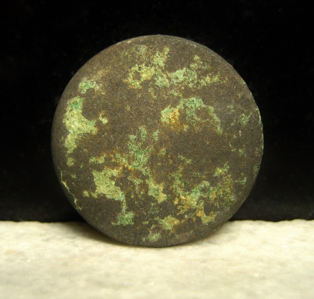 JUST ADDED ON 4/8 - THE BATTLE OF ANTIETAM / DUNKER CHURCH - Coat Sized Flat/Coin Button