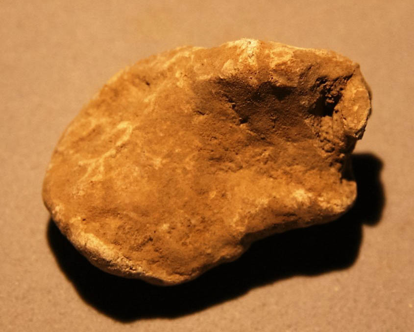 JUST ADDED ON 11/19 - GETTYSBURG - CULP'S HILL / WOLF HILL AREA - High Impact Fired Bullet - Recovered by Ken Bream