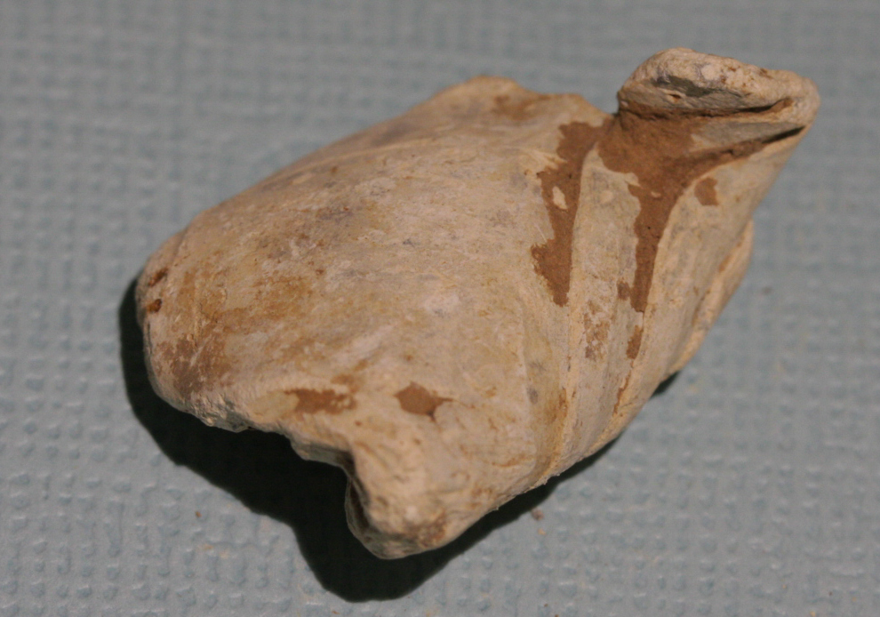 JUST ADDED ON 6/9 - GETTYSBURG - CULP'S HILL - High Impact Fired Bullet