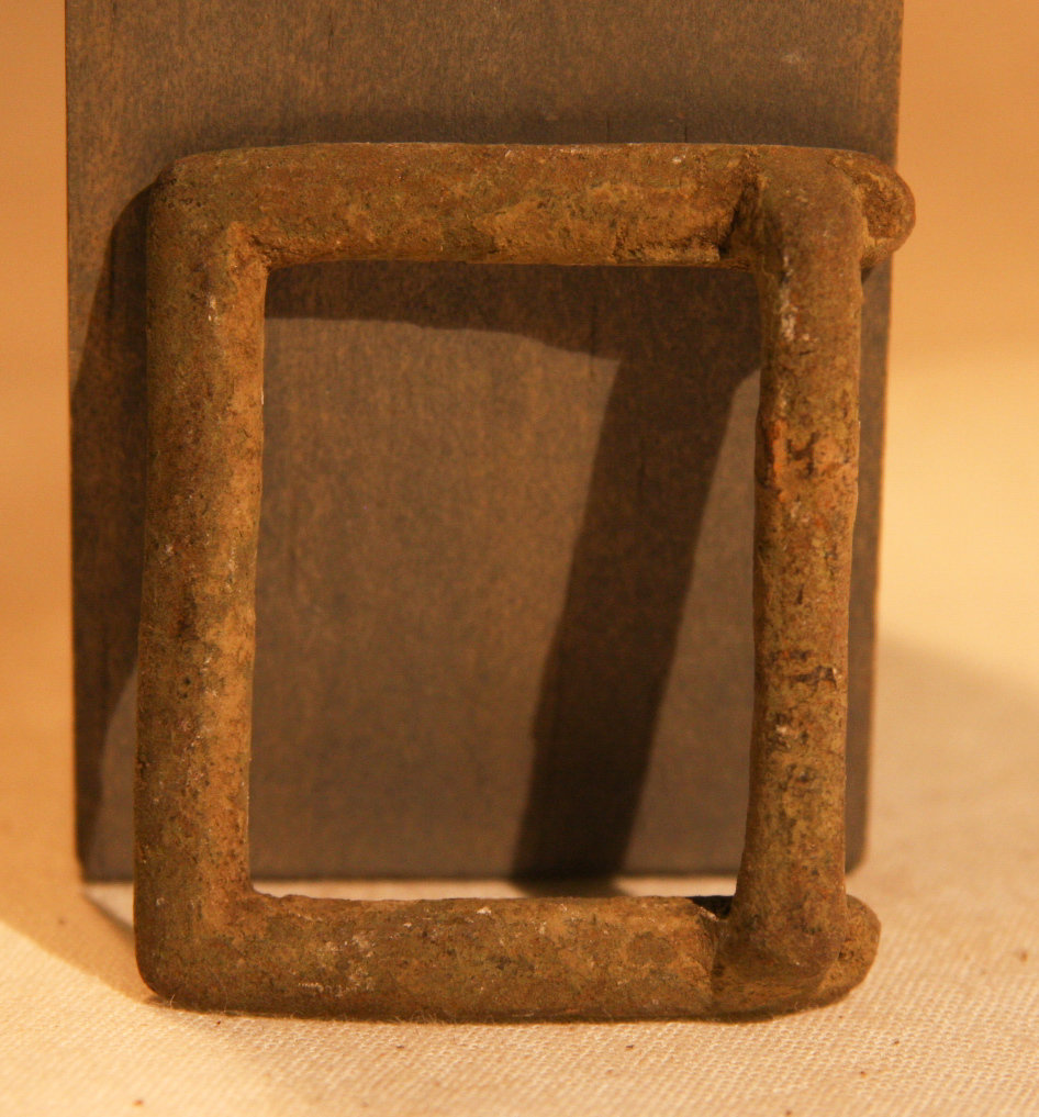 JUST ADDED ON 8/13 - THE BATTLE OF GETTYSBURG - Brass Buckle