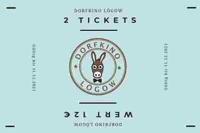 Geschenkgutschein 2 Tickets