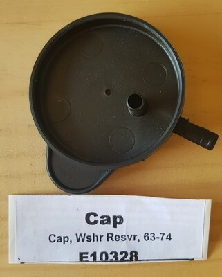 CAP-WINDSHIELD WASHER BOTTLE-63-67 (#E10328) 1C4