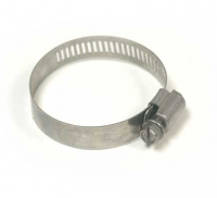 CLAMP-LOWER RADIATOR HOSE-SIDE SCREW-WITHOUT SURE TITE LOGO-EACH-70-82 (#E19123) 2C5