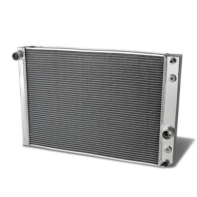 RADIATOR - ALUMINIUM DIRECT FIT MAN & AUTO 91-96 LEE1052D  T101
