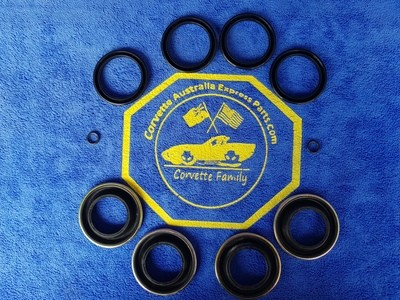 REBUILD KIT-CALIPER- LIP SEAL FRONT-65-82 (#E3819) 3A3