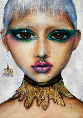 Gucci Beauty Limited Edition Print
