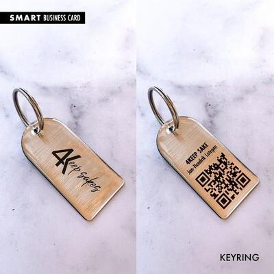Smart Card Keyring