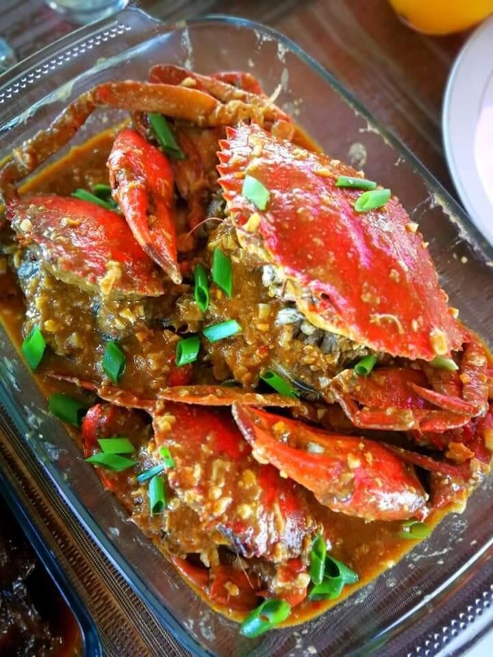 Crabs (Mud Crab / Blue Crabs)