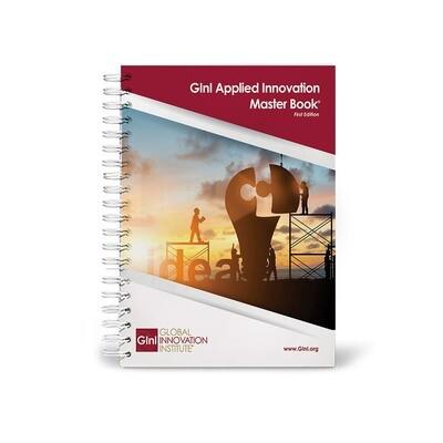 Applied Innovation Master Book® (AInMB®) English Dual Version (Digital +Print) AINMBEDU