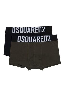 Dsquared DQ0640 zwart/army