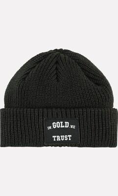 In Gold we Trust The Corner zwart