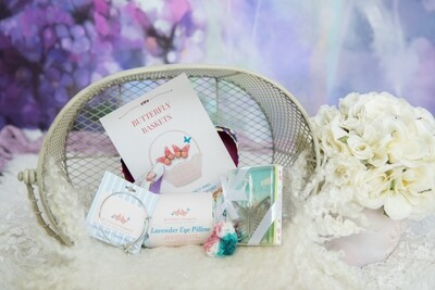 Small Butterfly Comfort Box