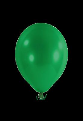 Latexballon, 25 cm, grün