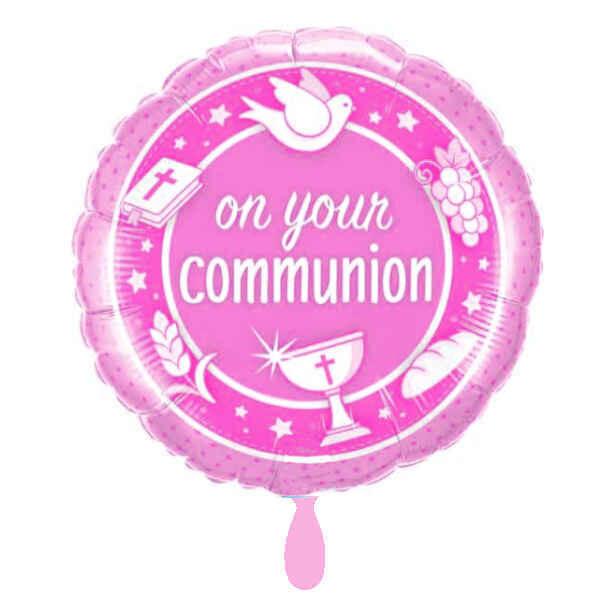 Ballon Kommunion