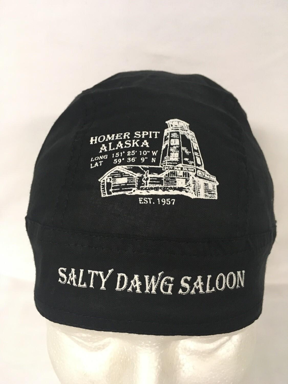 Salty Dawg Skull Cap
